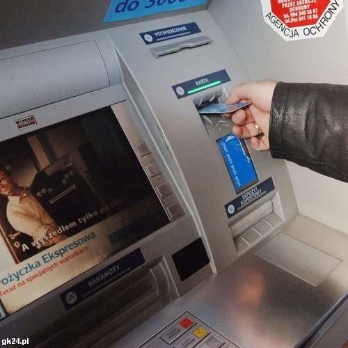 W Sławnie są tylko dwa bankomaty PKO BP