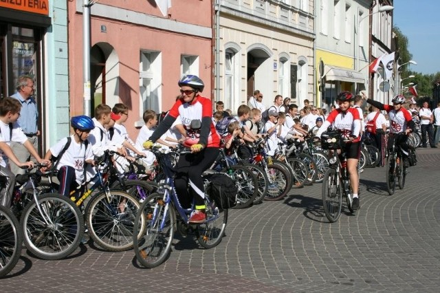 W sobotę i niedzielę w Sulęcinie będą rządzić rowerzyści