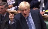 Wielka Brytania: Na razie jednak bez twardego brexitu. Boris Johnson zapędzony w kozi róg