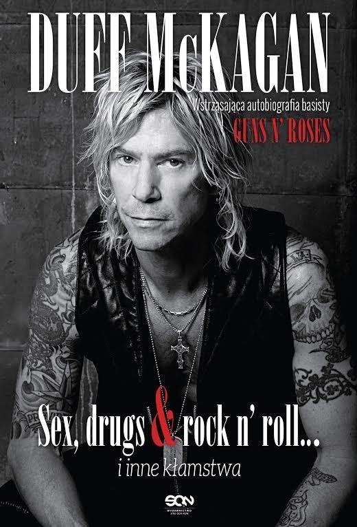 Basista Guns N' Roses urodził się i wychował w Seattle. Znał wszystkie tuzy grunge, nie wyłączając Kurta Cobaina. Udało mu się przeżyć.
