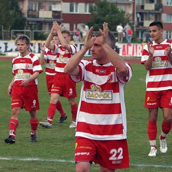 Na mecz z Polonią wybiera się ponad pół tysiąca fanów rzeszowskiego zespołu.