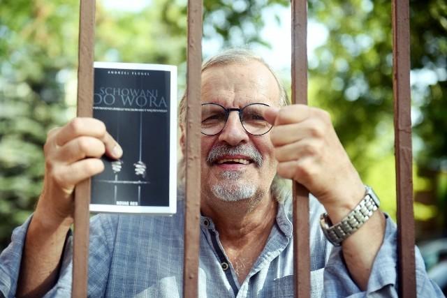 Andrzej Flügel zanim zaczął pracować w naszej redakcji był wychowawcą w areszcie