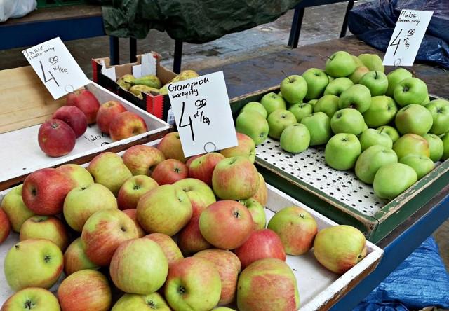 Sadownicy chcą zmian w podziale zysku ze sprzedaży jabłek.