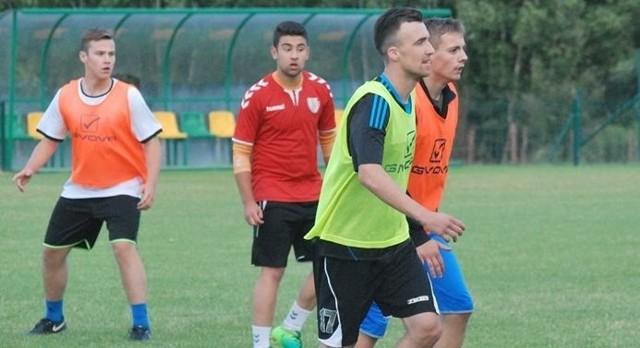 GKS Rudki wygrał sparing z Wierną Małogoszcz 1:0. Jedyną bramkę zdobył Sebastian Hajduk.