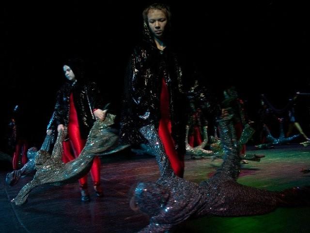 w choreografii Grażyny Pietrzak i Lidii Trojanowskiej zawsze budzi największy aplauz