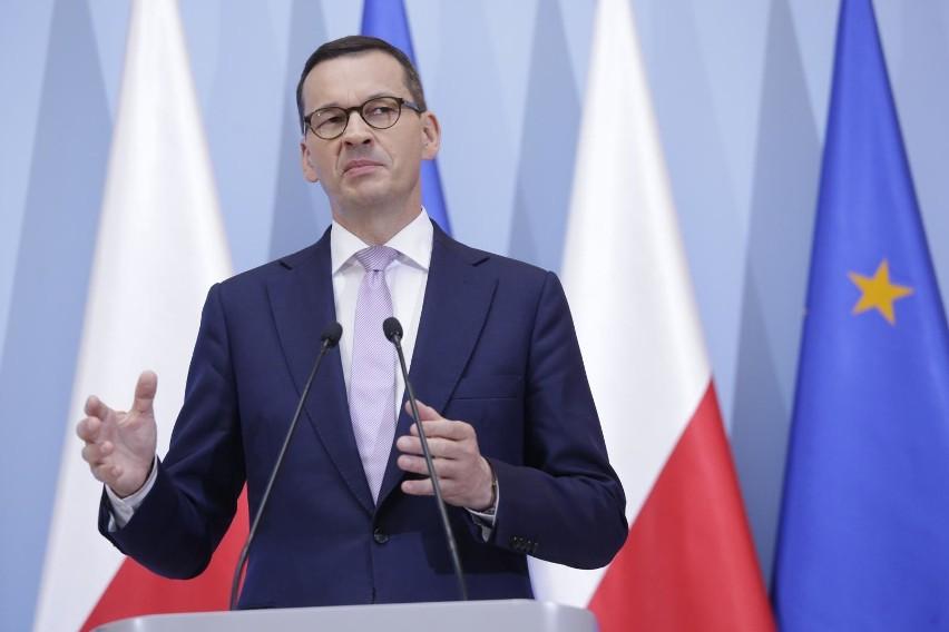 To już pewne, rząd Mateusza Morawieckiego zdecydował o...