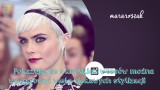 Cara Delevigne w krótkich włosach - kobieco i sexy