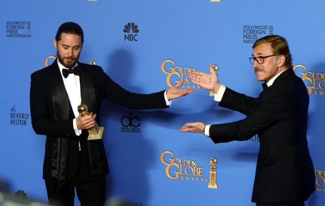 """Jared Leto, lider zespołu 30 Seconds to Mars, zdobył statuetkę Złotego Globa za najlepszą drugoplanową męską rolę w filmie """"Dallas Buyers Club"""""""