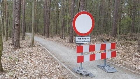 - Trasa rowerowa Bydgoszcz-Koronowo nie jest przejezdna -...