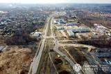 Dąbrowa Górnicza. Budują nowe drogi, tunele, ronda i centrum przesiadkowe. Całe miasto się zmienia. Sami zobaczcie!