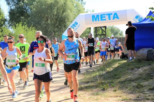Uczestnicy Biegu Agrobex Piastowska Piątka byli zadowoleni, że mogą sprawdzić swoją formę w normalnych warunkach, czyli w biegu ze startem wspólnym