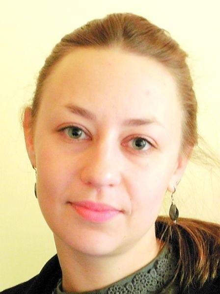 Ewelina Konkolewska, psycholog