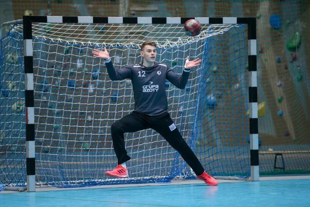 Bramkarz Casper Liljestrand jest zawodnikiem Grupy Azoty SPR Tarnów od 2020 roku