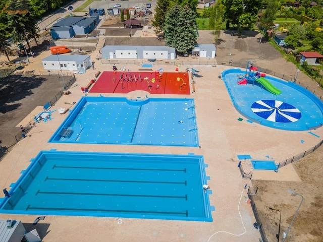 Tak wygląda dziś nowy kompleks basenowy w Czeladzi Zobacz kolejne zdjęcia/plansze. Przesuwaj zdjęcia w prawo - naciśnij strzałkę lub przycisk NASTĘPNE