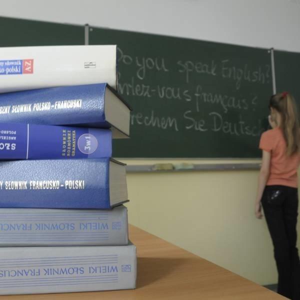 Wybierając szkołę językową, przede wszystkim trzeba sprawdzić, kto w niej uczy, jak to robi, z jakich materiałów korzysta i czy ma wsparcie w metodyku.