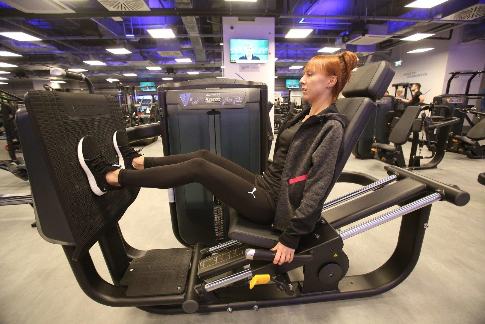 65d1704bb5df9 Innowacyjna sieć fitness otwiera klub w Gliwicach