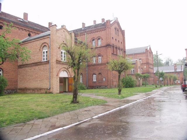 Szpital psychiatryczny w Świeciu
