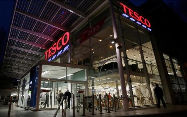 Tesco to jeden z najpopularniejszych sklepów spożywczych