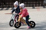 Ależ wspaniała niedziela! Grudziądzanie wskoczyli na rowery i wypoczywają nad Jeziorem Rudnickim Wielkim. Zobacz zdjęcia