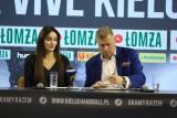 Jeden z najważniejszych dni dla kieleckiej piłki ręcznej w ostatnich latach. KS Kielce ma sponsora. To piwo Łomża [TRANSMISJA VIDEO]