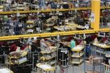 Amazon okradziony na 4,5 mln zł. Złodzieje wynieśli m.in. ponad 1000 laptopów. Sprawa jest w sądzie