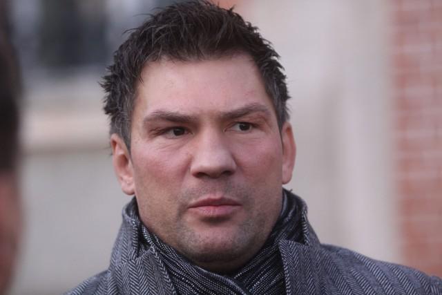 """Dariusz """"Tygrys"""" Michalczewski"""