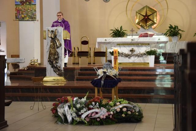 Pogrzeb śp. Mariana Ryglewicza