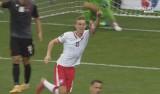 Adam Buksa strzela gola w debiucie dla reprezentacji Polski! [WIDEO]