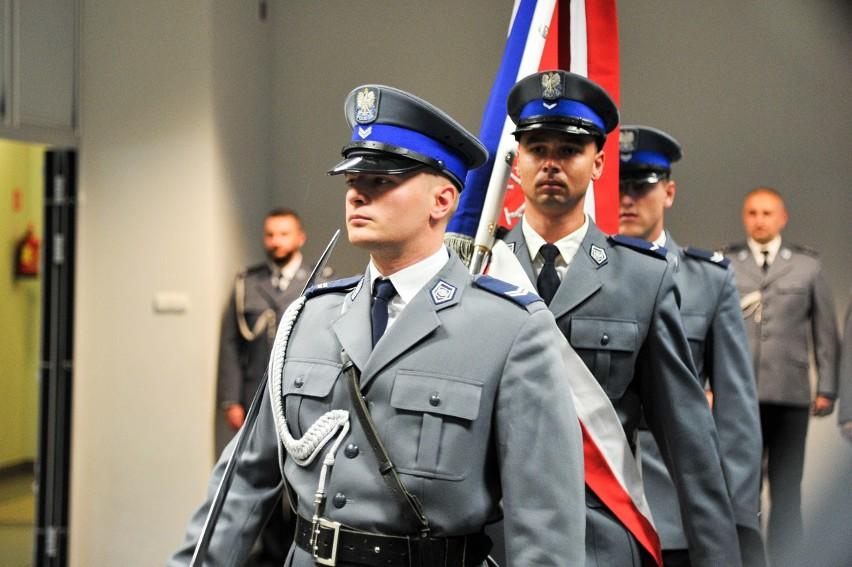 Lubuskich policjantów docenił Komendant Wojewódzki Policji w...
