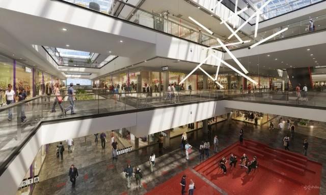 Ponad 400 milionów złotych kredytu pójdzie na budowę Nowej Galerii Echo w Kieclach