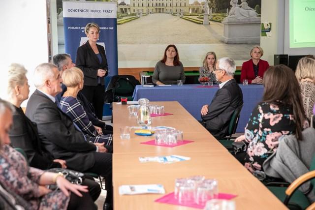 Jak wzmacniać poczucie własnej wartości u nastolatków było kluczowym pytaniem na seminarium w Ośrodku Szkolenia i Wychowania w Wasilkowie.
