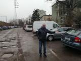 Ulica św. Wawrzyńca w Poznaniu dostanie jezdnię i oświetlenie, ale straci wszystkie miejsca parkingowe