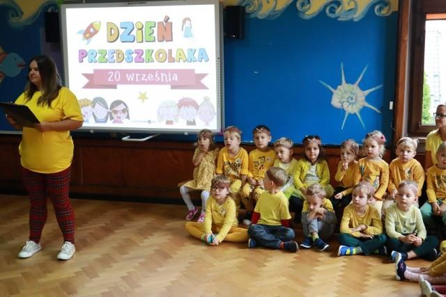 20 września 2021 - Dzień Przedszkolaka w PM nr 125 w Łodzi