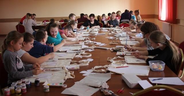 Ośrodek Kultury i Biblioteka Gminy Wielgie przygotowały na czas ferii wiele atrakcji dla dzieci. >> Najświeższe informacje z regionu, zdjęcia, wideo tylko na www.pomorska.pl