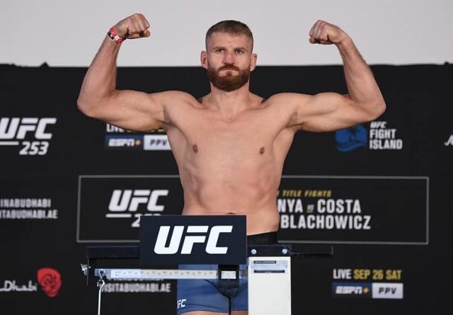 Błachowicz vs. Adesanya na UFC 259. Walki na żywo i za darmo w internecie, gdzie oglądać?