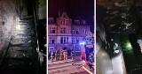Pożar kamienicy w Gdańsku Wrzeszczu przy ul. Smoluchowskiego. To było podpalenie? Śledztwo w tej sprawie trwa. Do zdarzenia doszło 2.08.2021