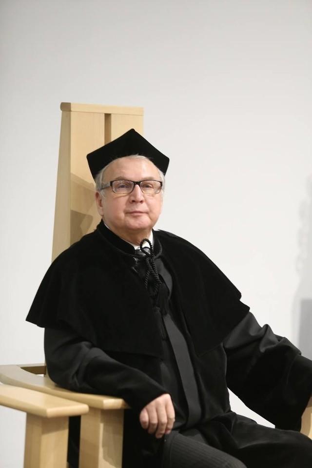 Prof. dr hab. med. Aleksander Sieroń dr h.c.mult