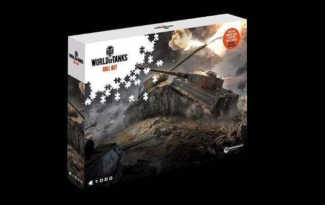 World of TanksPuzzle World of Tanks