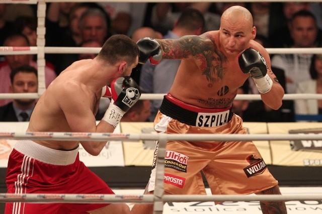 W sobotę w rzeszowskiej hali na Podpromiu odbyła się gala bokserska Wojak Boxing Night, w której najważniejszym pojedynkiem było starcie Artur Szpilki z Tarasem Bidenko.