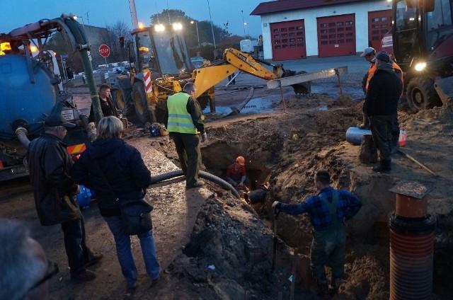 Ostatnia bardzo poważna awaria wodociągu, z powodu której niemal cały Inowrocław pozostawał przez kilka godzin bez wody, obnażyła brak systemu powiadamia mieszkańców o sytuacjach kryzysowych na terenie miasta