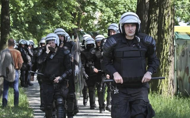 Policja jest przygotowana na lubuskiej derby na żużlu.