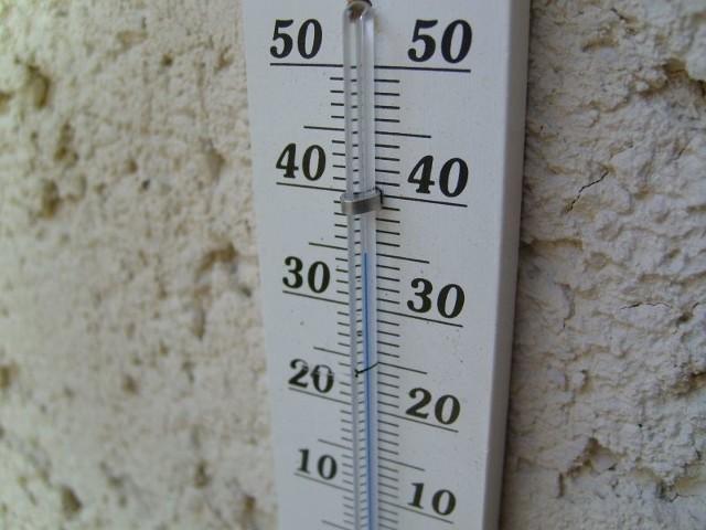 Dziś temperatura w województwie lubuskim przekroczyła 30 stopni Celcjusza