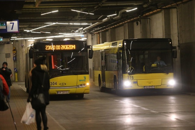 Komunikacyjny Związek Komunalny GOP od 1 grudnia (czwartek) wprowadza zmiany w komunikacji miejskiej