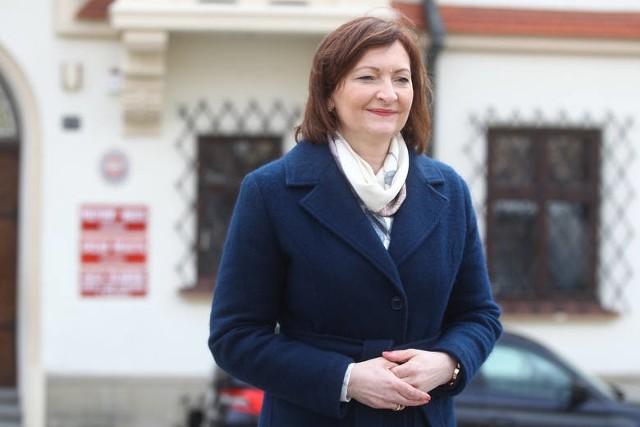 Ewa Leniart kandydatką na prezydenta Rzeszowa.