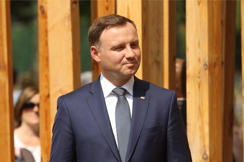 Prezydent RP Andrzej Duda przyjedzie na obchody święta...