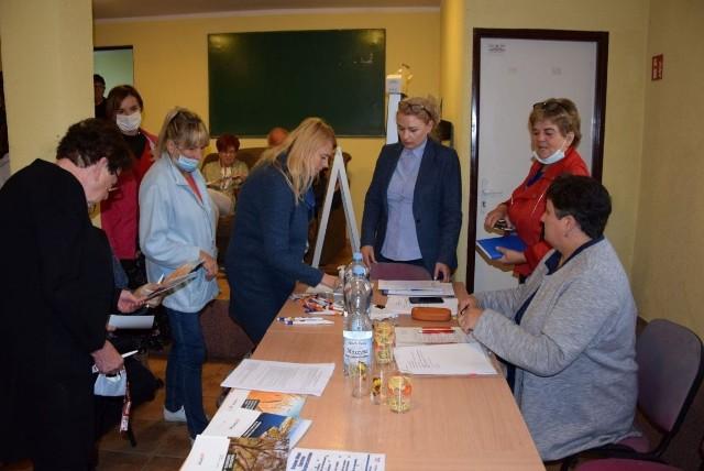 O podziale pieniędzy z funduszu sołeckiego dyskutowano między innymi podczas zebrania w Grabowcu