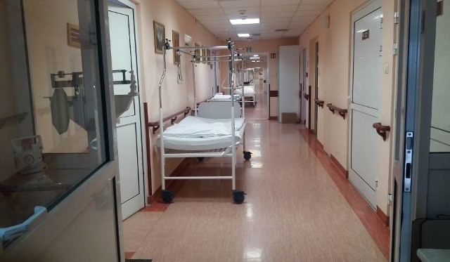 Oddział chirurgii urazowo-ortopedycznej nie przyjmuje pacjentów od 6 lutego