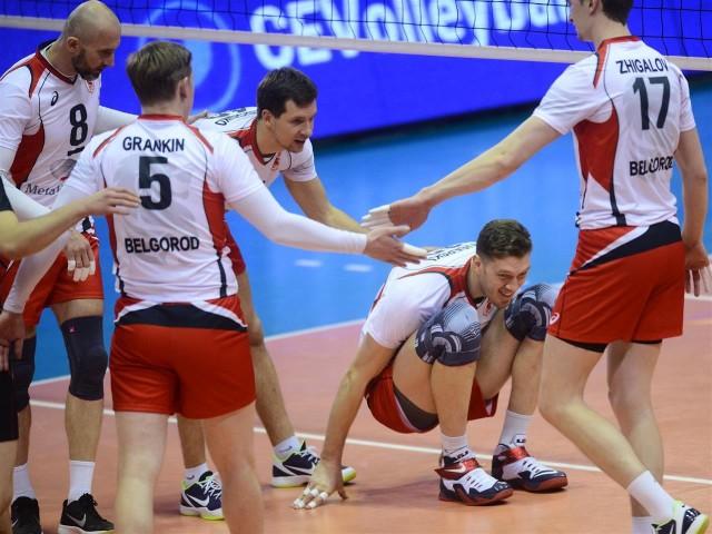 Rosyjski potentat stanie na drodze Asseco Resovii w półfinale Pucharu CEV