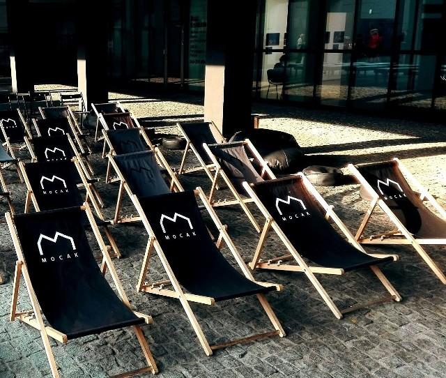 Letnie kino w MOCAK-u w piątki przez całe wakacje, w repertuarze filmy poruszające temat sztuki /fot. Dział Promocji MOCAK