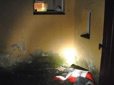 Mężczyzna włamał się do jednego ze sklepów na terenie Drezdenka i usiłował wejść do drugiego. Badanie wykazało, że miał ponad 1,5 promila alkoholu w organizmie.